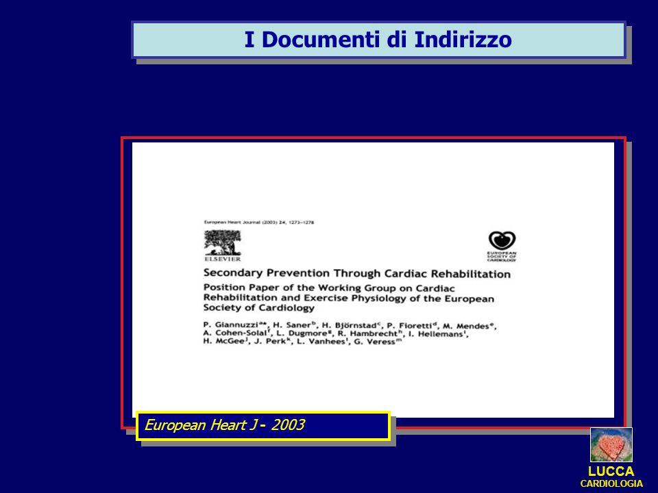 I Documenti di Indirizzo