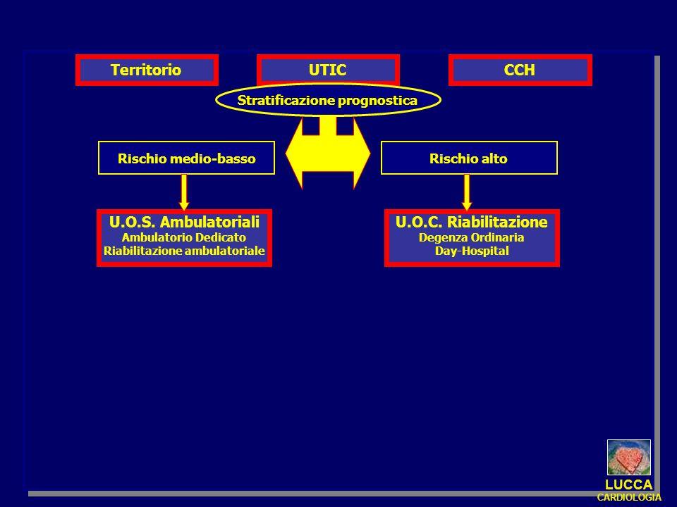 Stratificazione prognostica Riabilitazione ambulatoriale