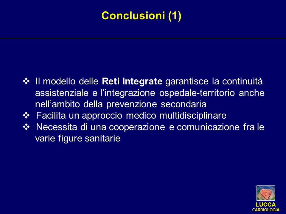 Il modello delle Reti Integrate garantisce la continuità