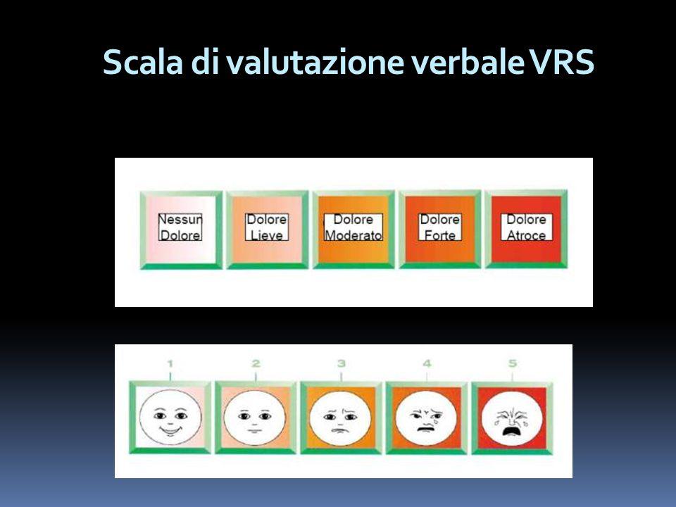 Scala di valutazione verbale VRS