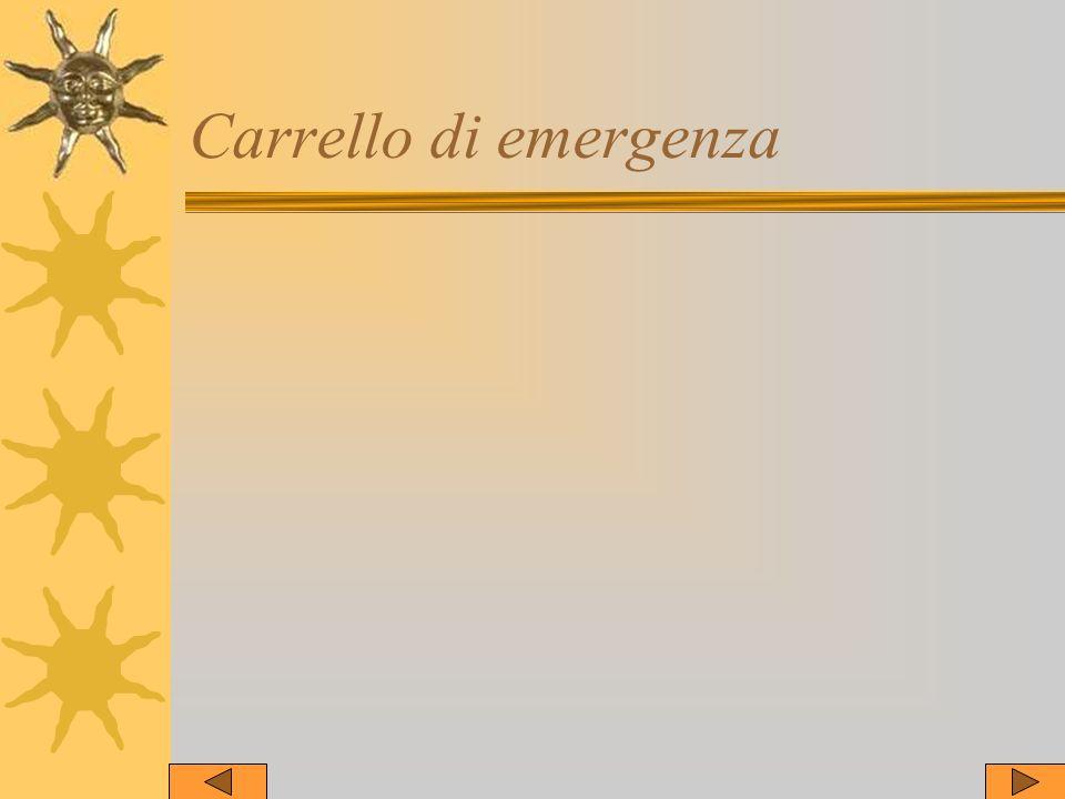 Carrello di emergenza