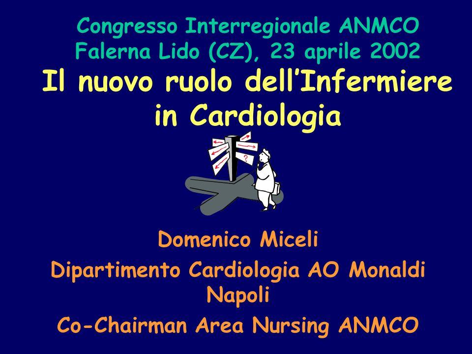Dipartimento Cardiologia AO Monaldi Napoli