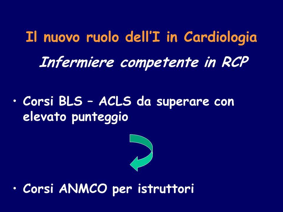 Il nuovo ruolo dell'I in Cardiologia