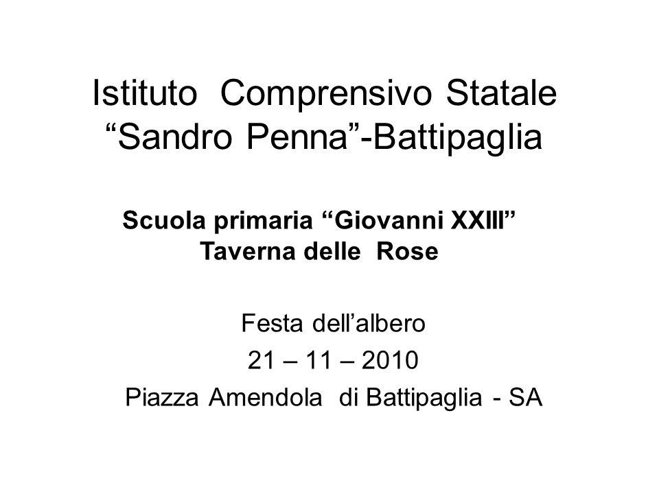 Istituto Comprensivo Statale Sandro Penna -Battipaglia