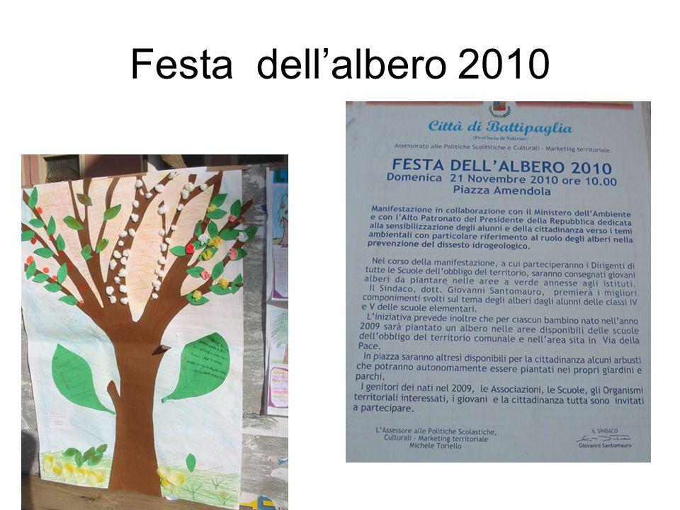 Festa dell'albero 2010