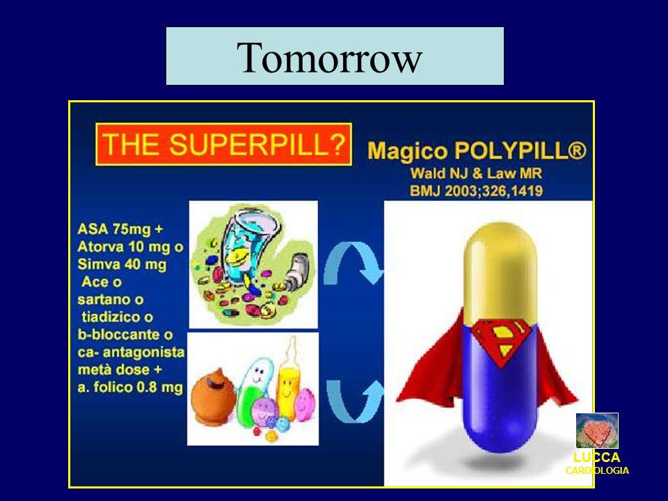 Tomorrow LUCCA CARDIOLOGIA