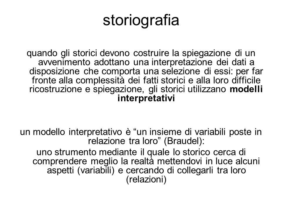 storiografia