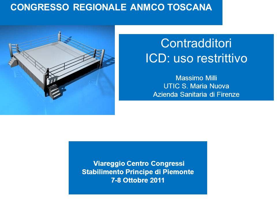 CONGRESSO REGIONALE ANMCO TOSCANA
