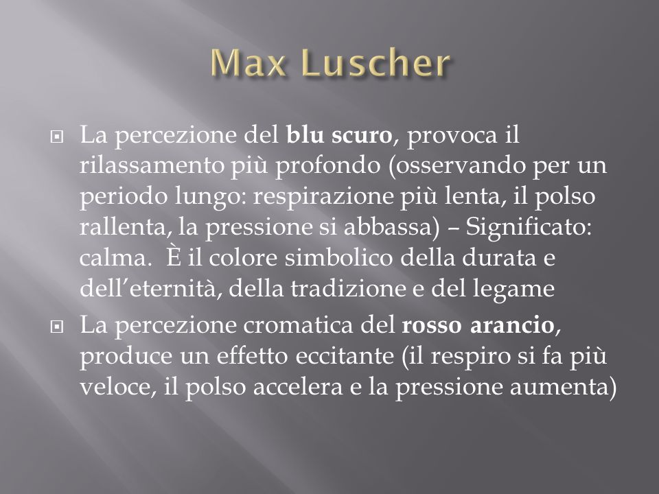 Max Luscher