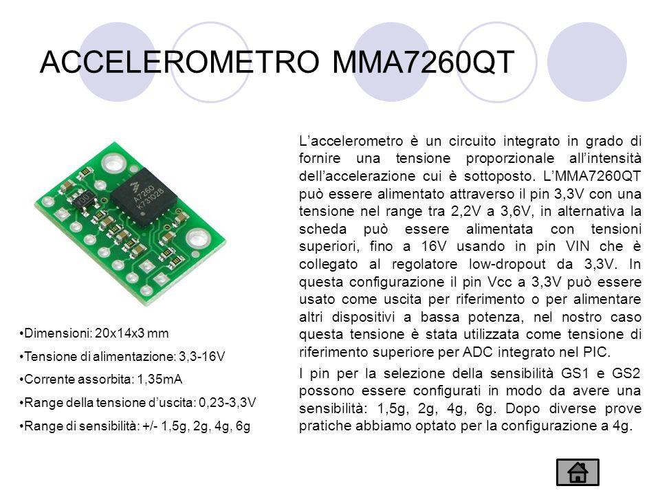 ACCELEROMETRO MMA7260QT