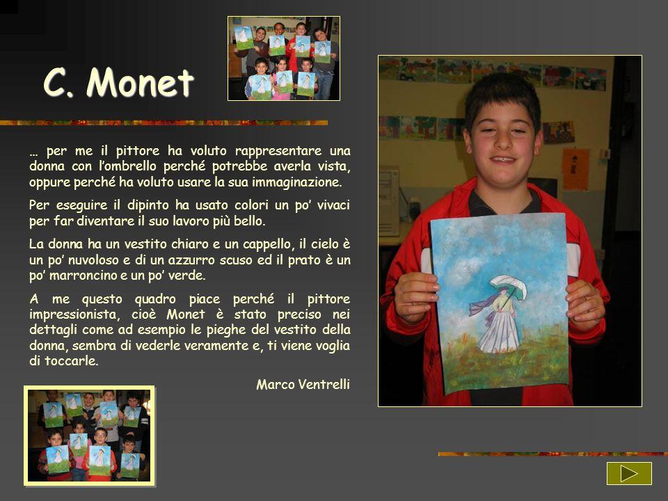 C. Monet