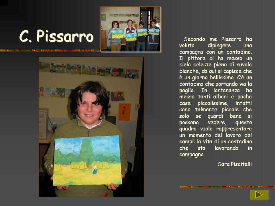 C. Pissarro