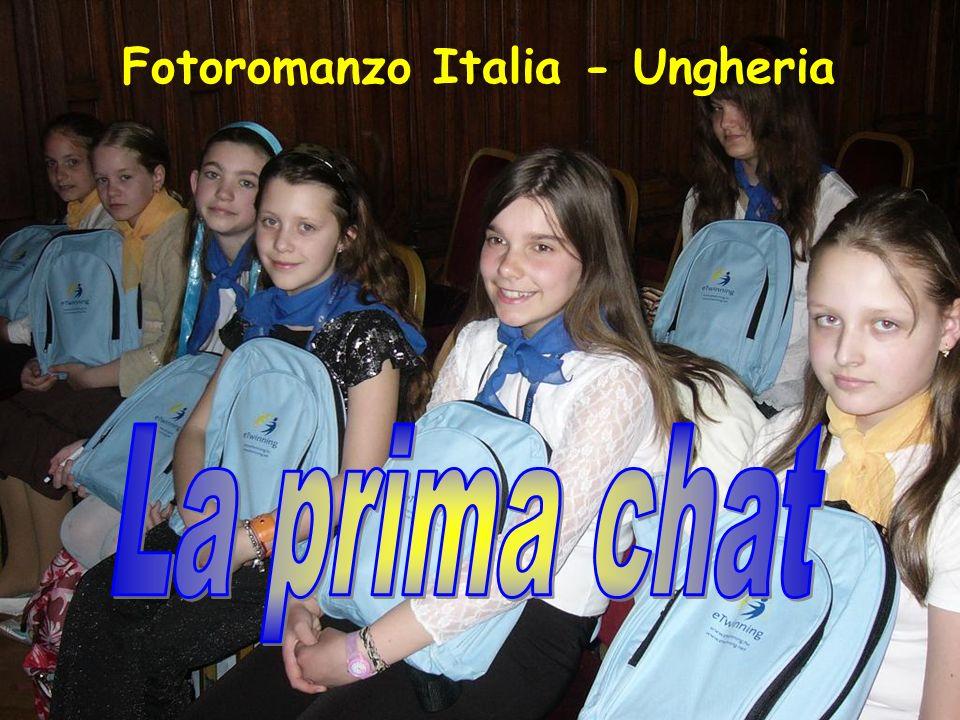 Fotoromanzo Italia - Ungheria