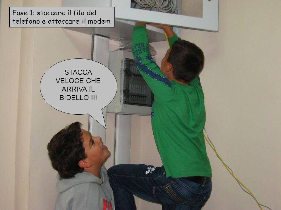 STACCA VELOCE CHE ARRIVA IL BIDELLO !!!