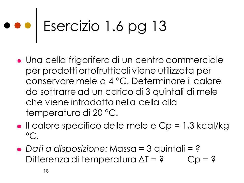 Esercizio 1.6 pg 13