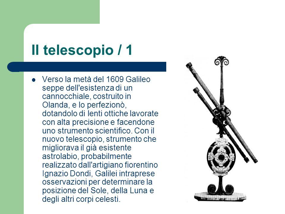 Il telescopio / 1