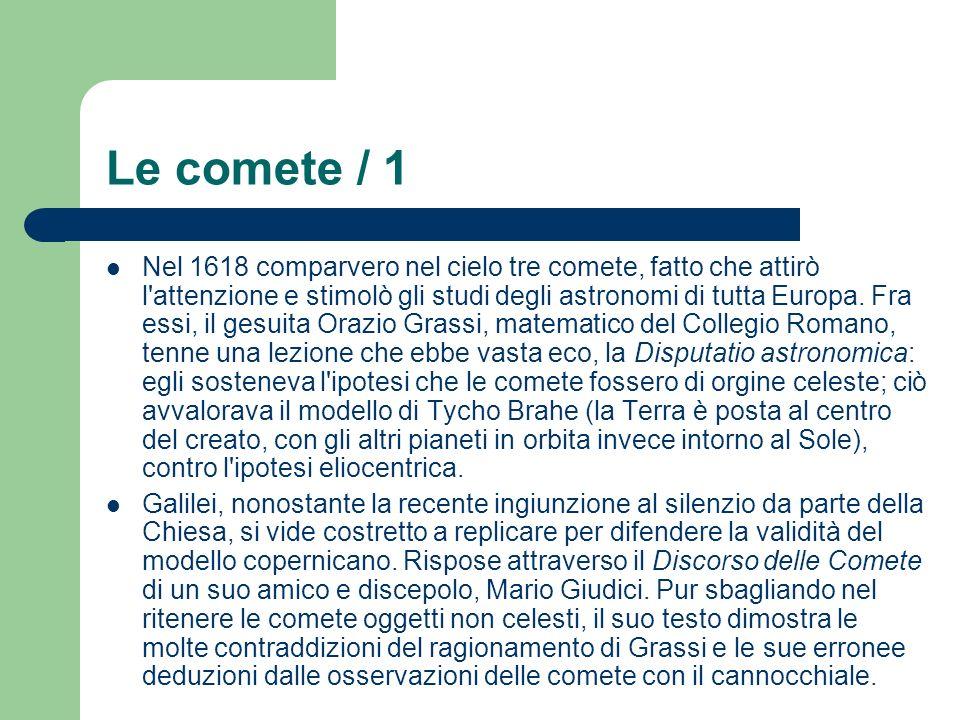 Le comete / 1