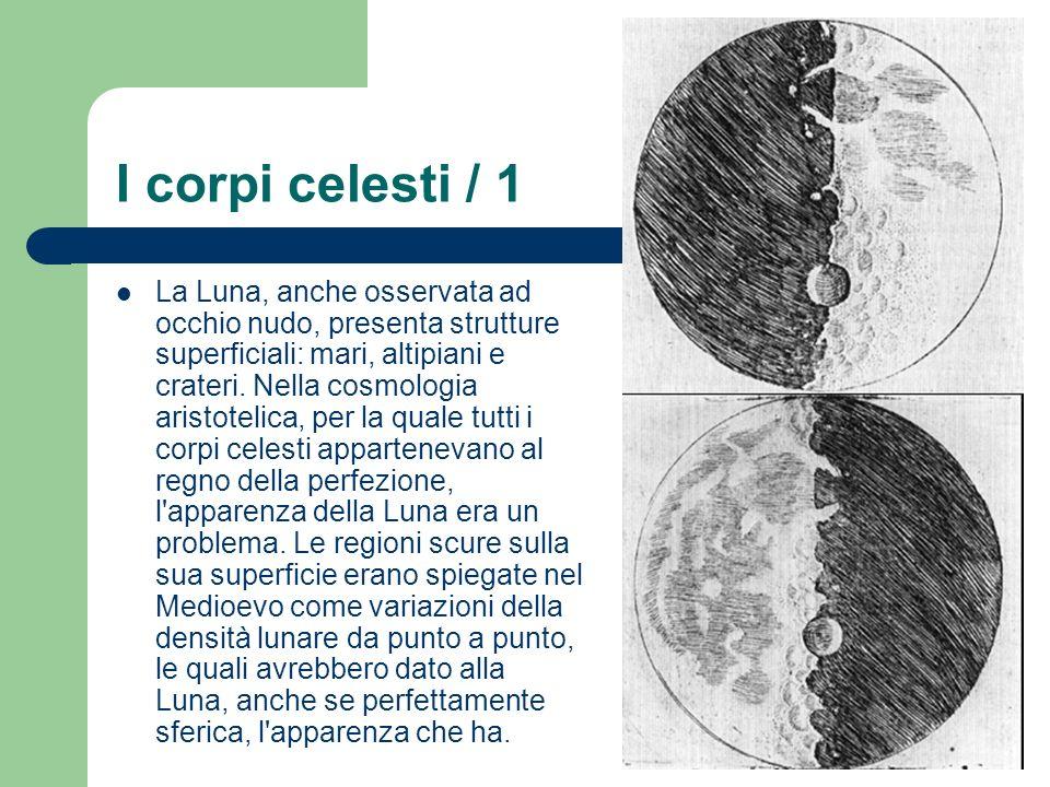 I corpi celesti / 1