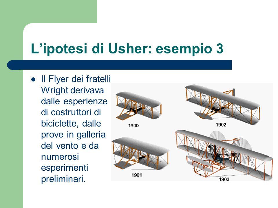 L'ipotesi di Usher: esempio 3