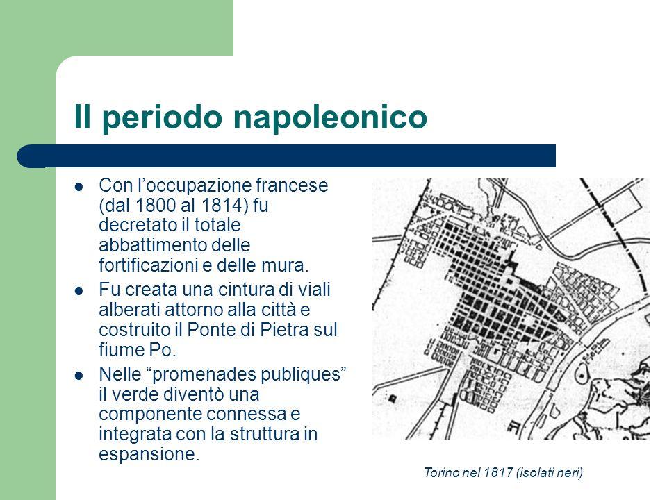 Il periodo napoleonico