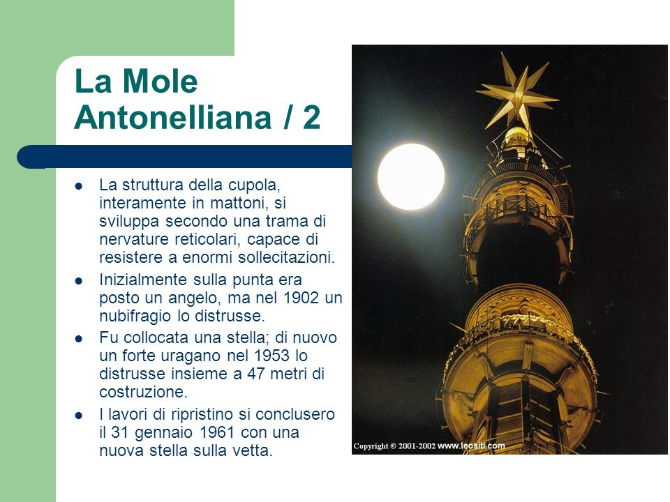 La Mole Antonelliana / 2