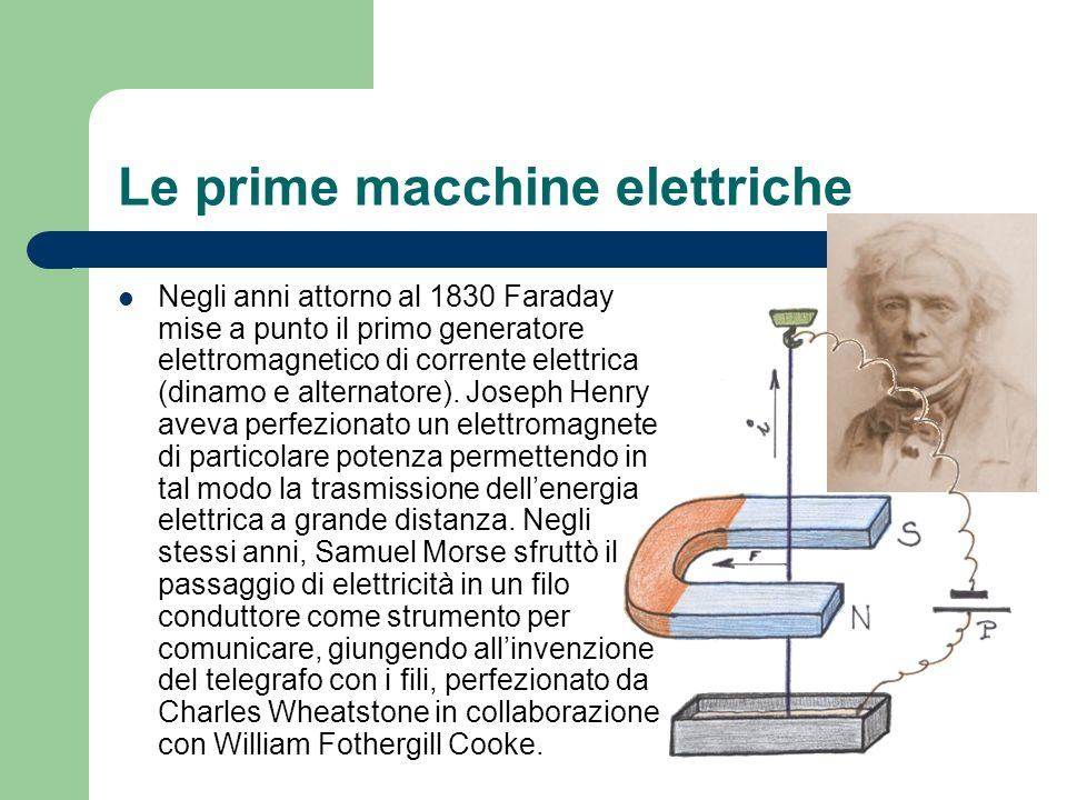 Le prime macchine elettriche