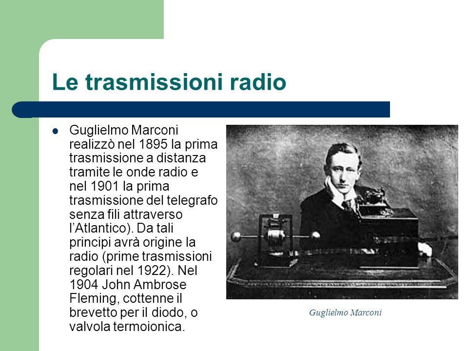 Le trasmissioni radio