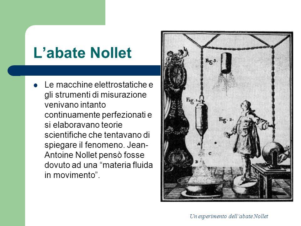 L'abate Nollet