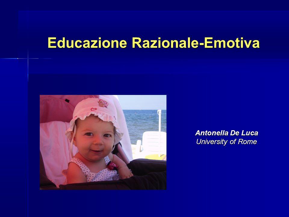 Educazione Razionale-Emotiva