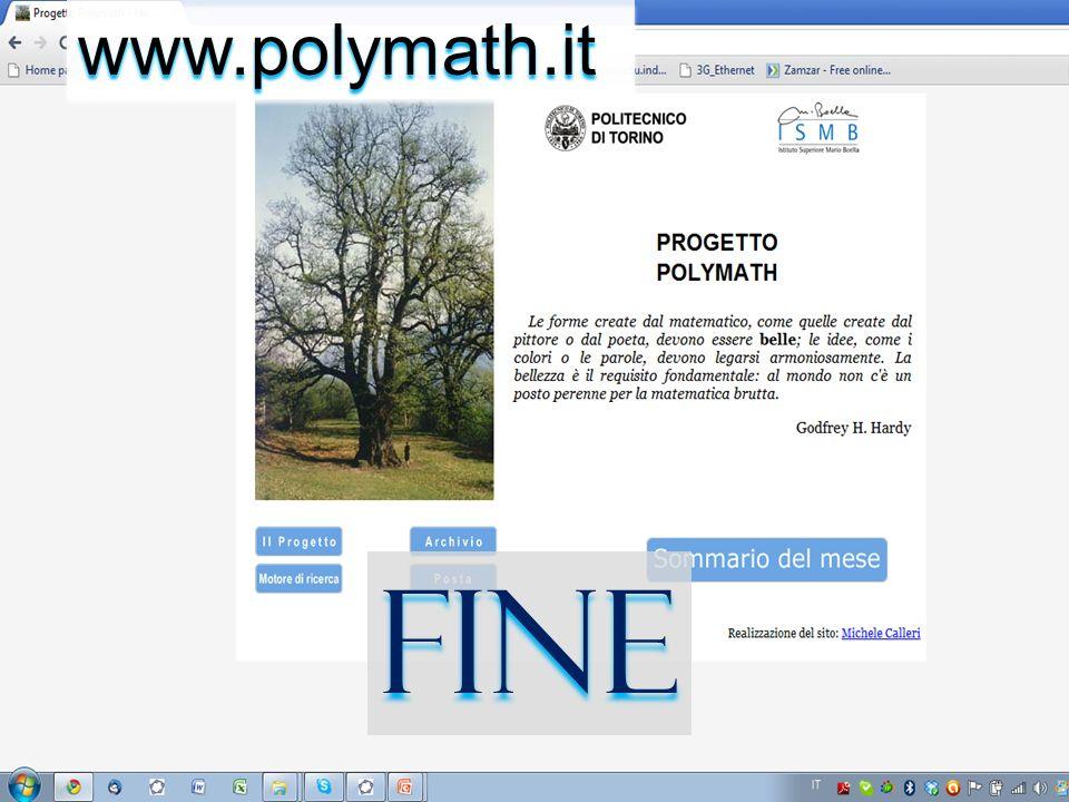 www.polymath.it FINE