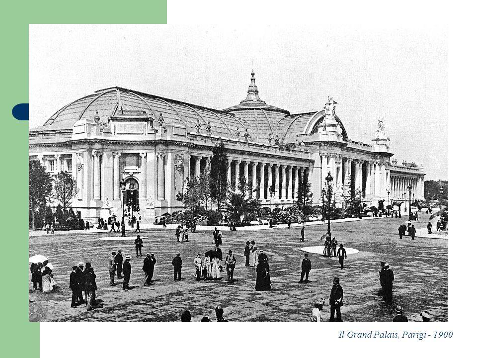 Il Grand Palais, Parigi - 1900