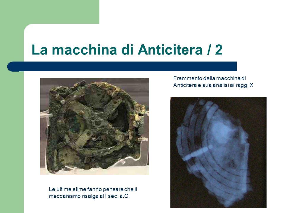 La macchina di Anticitera / 2