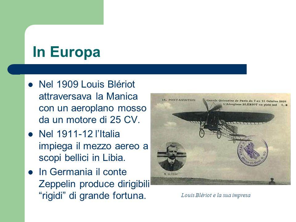Louis Blériot e la sua impresa
