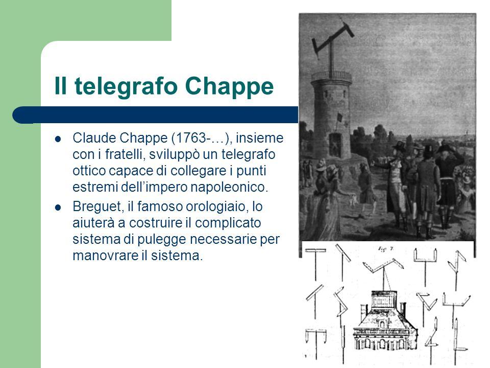 Il telegrafo Chappe