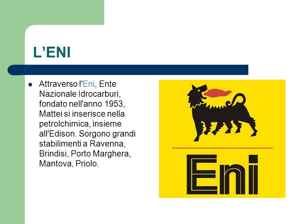 L'ENI