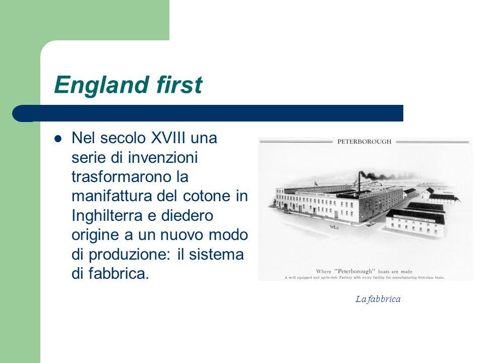 England first