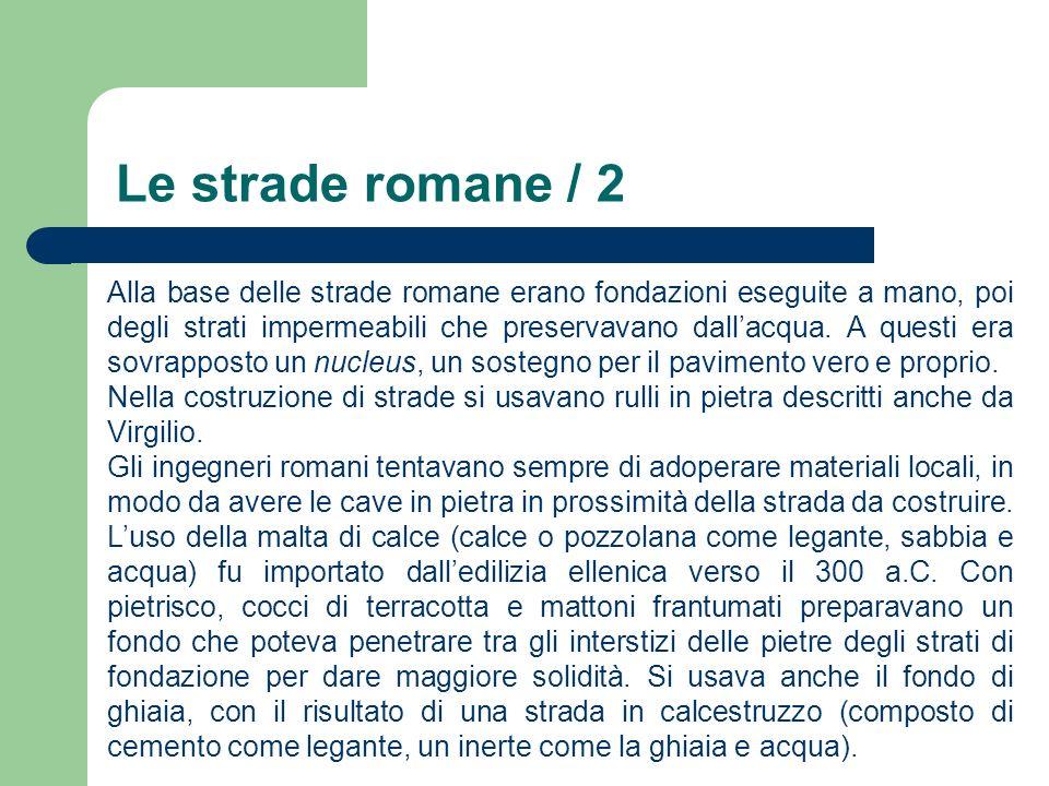 Le strade romane / 2