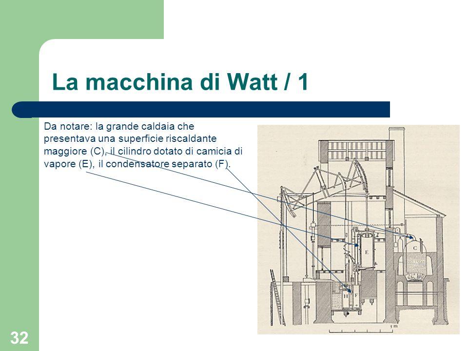 La macchina di Watt / 1