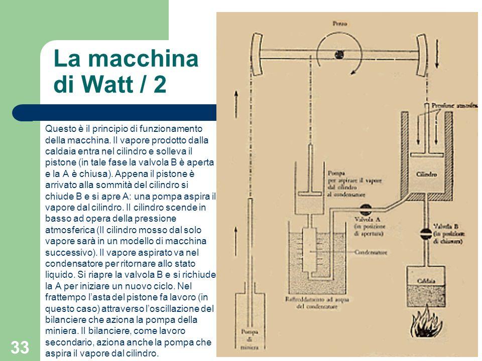 La macchina di Watt / 2