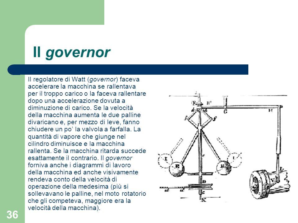 Il governor