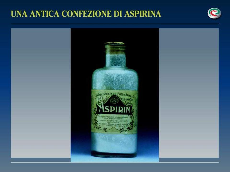 L'acido acetilsalicilico in tutto il mondo