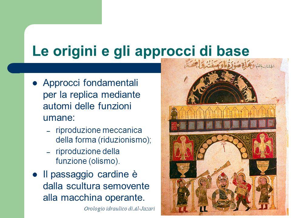 Le origini e gli approcci di base