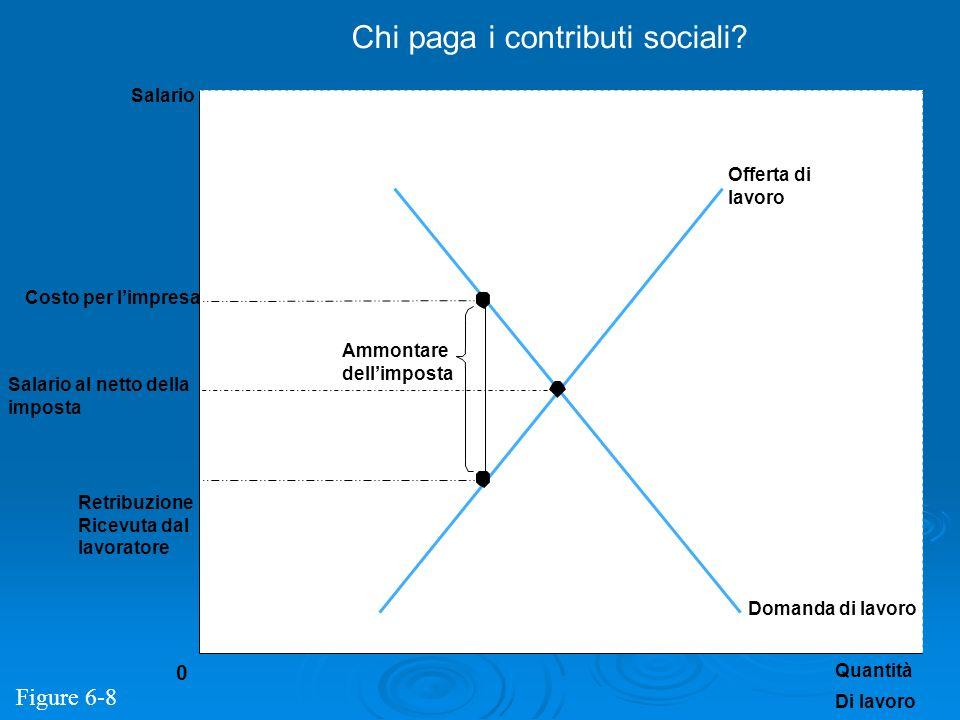Chi paga i contributi sociali