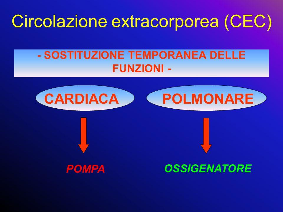 Circolazione extracorporea (CEC)