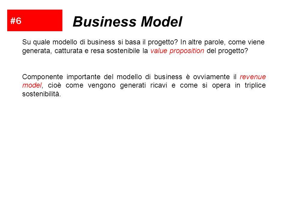 #6 Business Model.