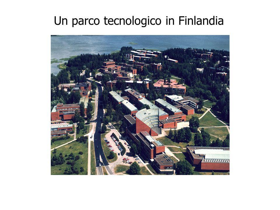 Un parco tecnologico in Finlandia