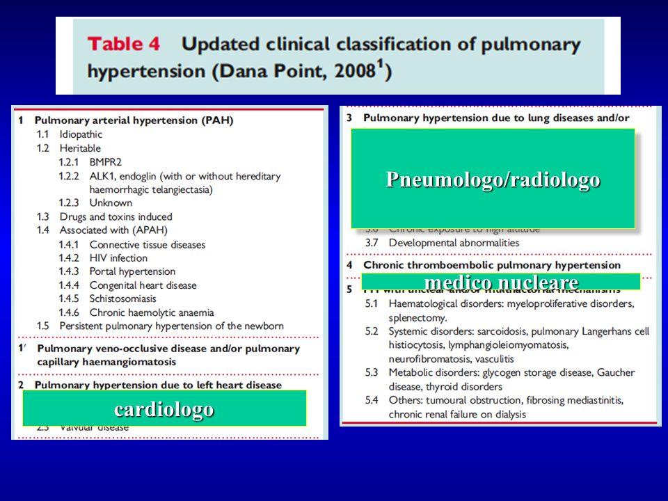 Pneumologo/radiologo