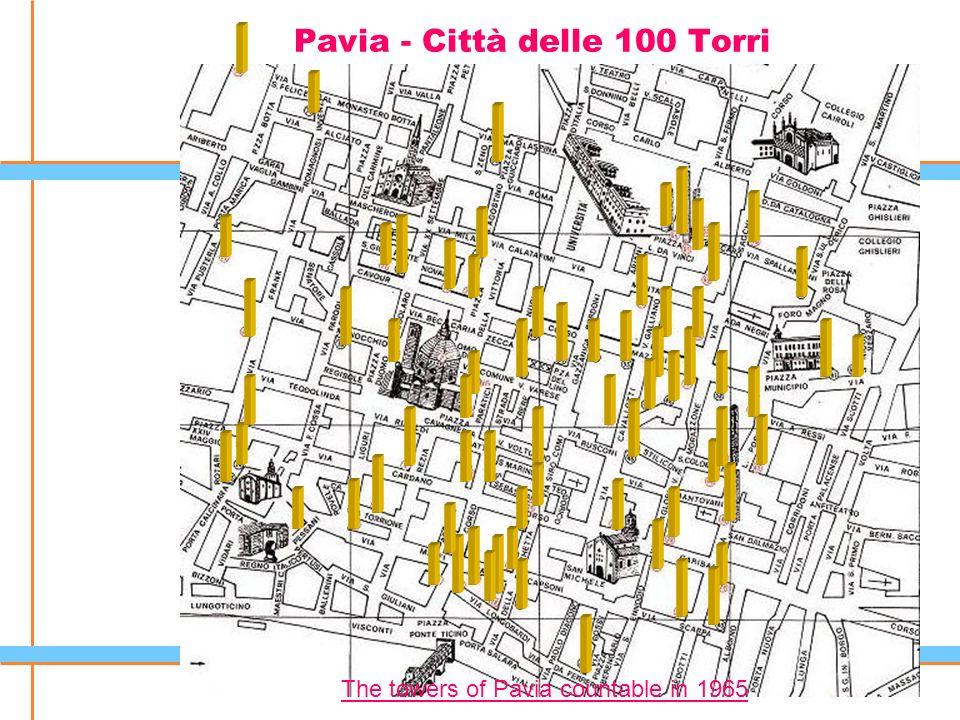 Pavia - Città delle 100 Torri