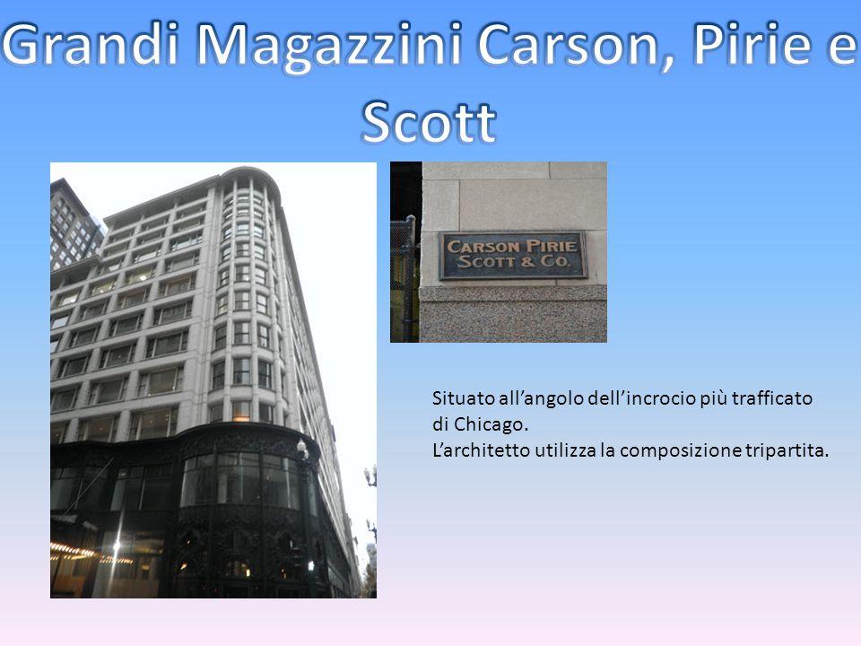 Grandi Magazzini Carson, Pirie e Scott