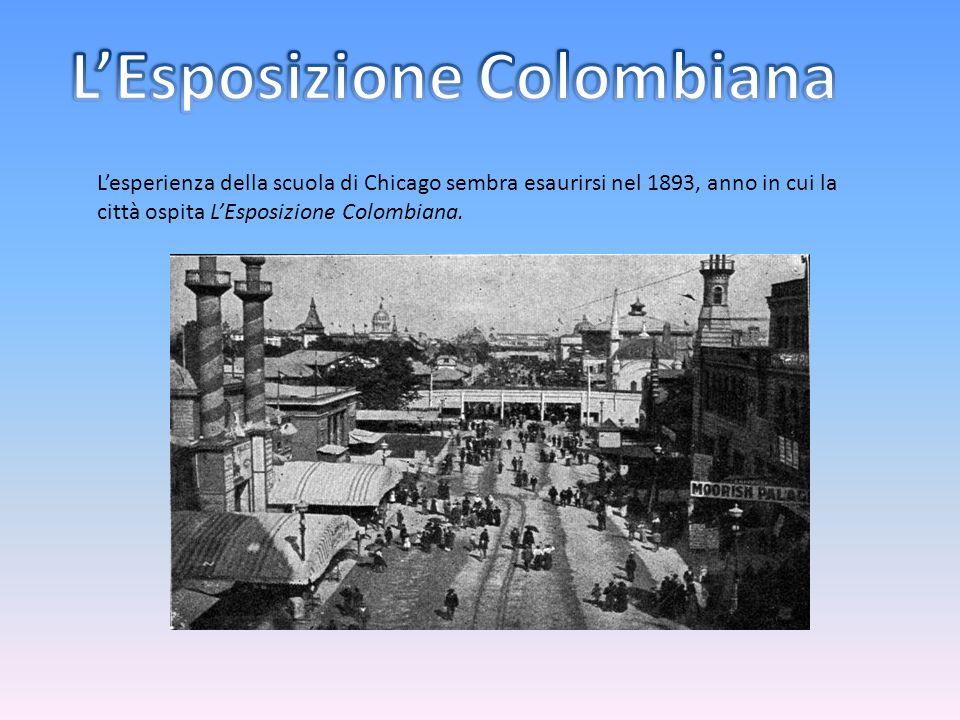 L'Esposizione Colombiana